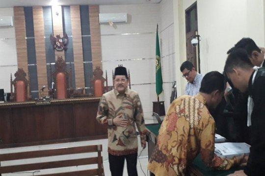 Jaksa tuntut dua terdakwa suap fee proyek Mesuji tiga tahun penjara