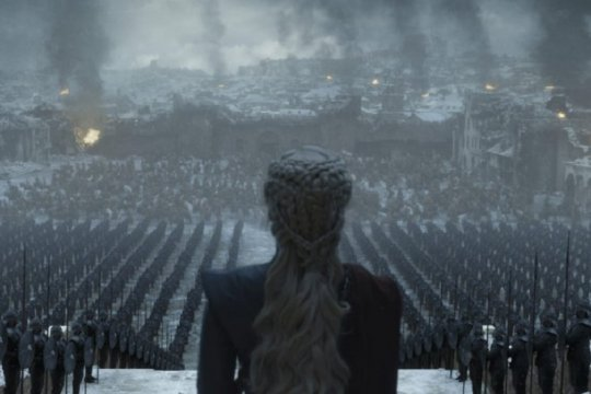 Penayangan Game of Thrones di China ditunda, penggemar geger