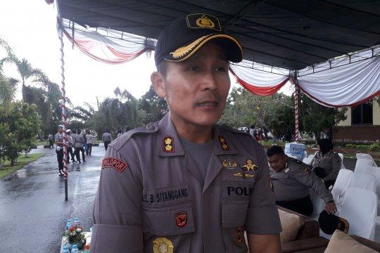 Polres Bangka Tengah siaga pasca-penetapan hasil Pilpres