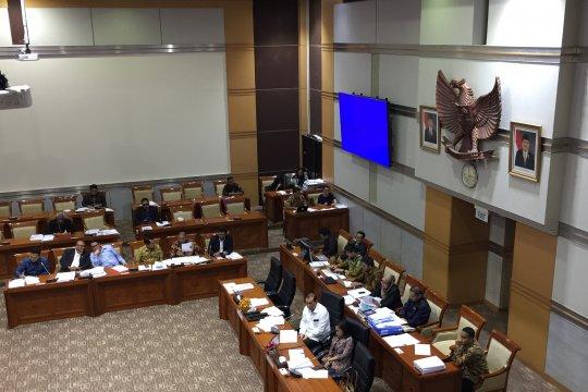 Komisi III DPR tolak empat nama calon hakim agung
