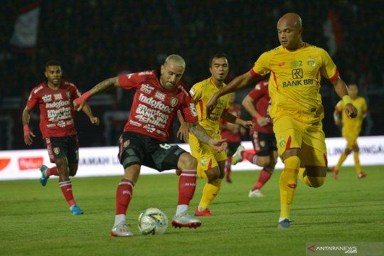 Bali United ambil alih posisi puncak klasemen Liga 1