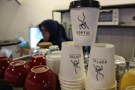 Melawan diskriminasi lewat kopi