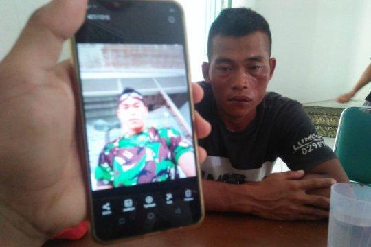 Satgas Pamtas amankan anggota TNI gadungan di perbatasan