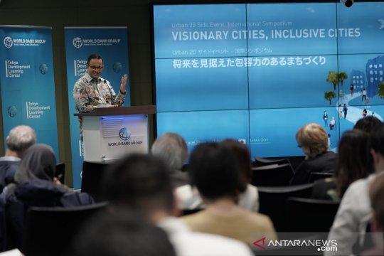 Anies jadi pembicara pada Urban 20 di Tokyo