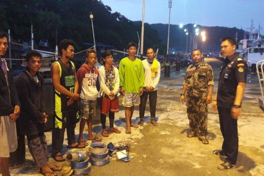 KKP tangkap kapal ikan ilegal berbendera Filipina