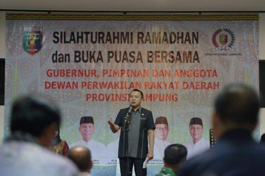 Gubernur akui pembangunan di Lampung melebihi target