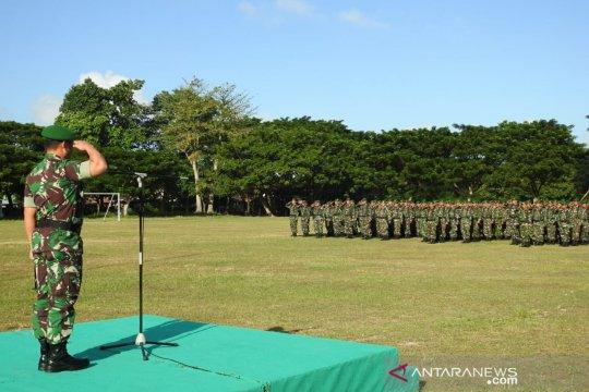 Korem 162/WB siagakan personel pengamanan pascapenetapan KPU