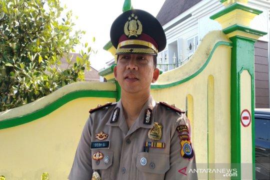 Polres Kulon Progo pastikan tidak ada perayaan kemenangan Paslon 01