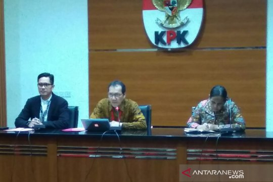 KPK jelaskan konstruksi korupsi proyek kapal perikanan