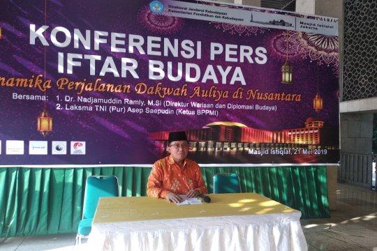 Ifthar Budaya 2019 angkat perjalanan siar Islam di Indonesia