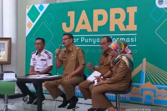 Dishub mencatat ada 50 titik kemacetan di Jabar
