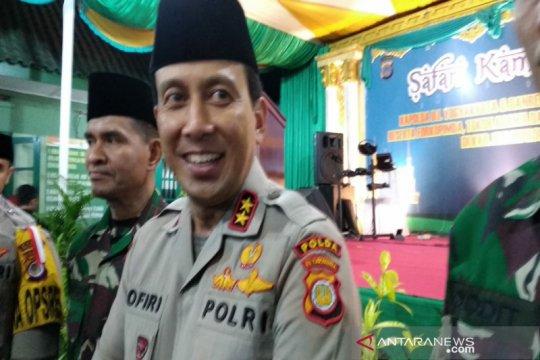 Kapolda DIY jamin situasi Yogyakarta kondusif jelang 22 Mei