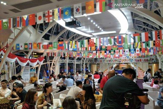 Suasana Indonesia hiasi ikon Kota Guangzhou