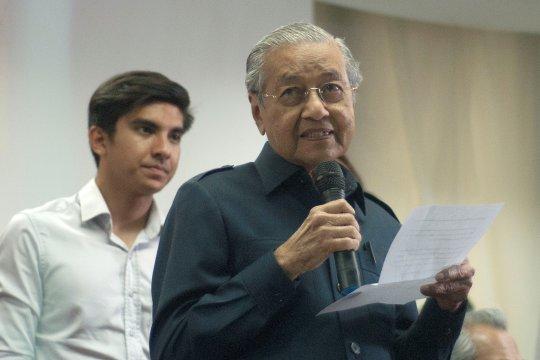 Mahathir kecam temuan JIT terkait MH17