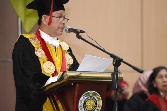 Rektor: USU peringkat pertama jumlah publikasi ilmiah scopus