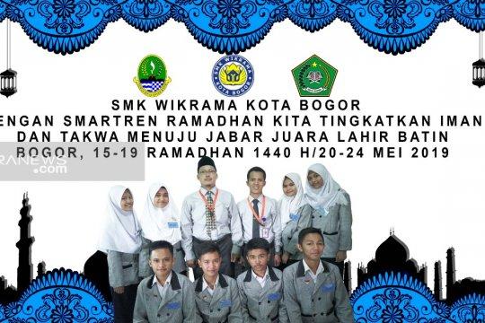 """""""SmartTren Ramadhan"""" SMK Wikrama Bogor ditambahkan multikulturalisme"""