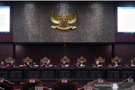 MK nyatakan aturan sumbangan dana kampanye konstitusional