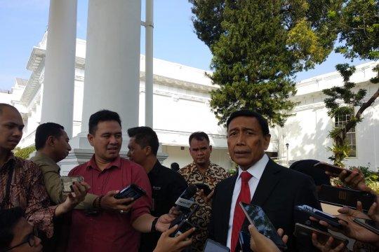 Wiranto: Penangkapan mantan Danjen Kopassus juga terkait senjata gelap