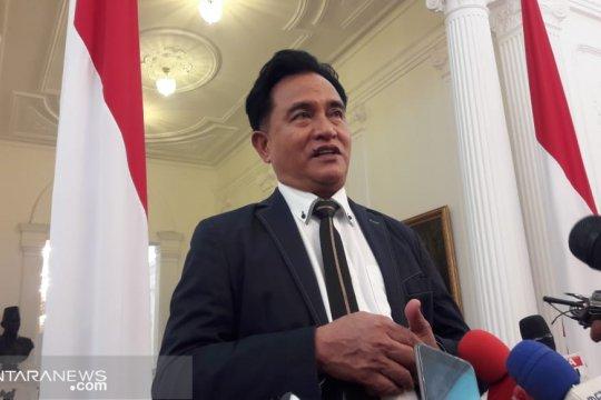 Yusril: Prabowo harus buktikan kecurangan 17 juta suara