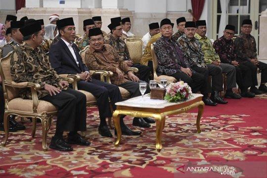 Presiden: Peringatan Nuzulul Quran di Istana masukan ulama