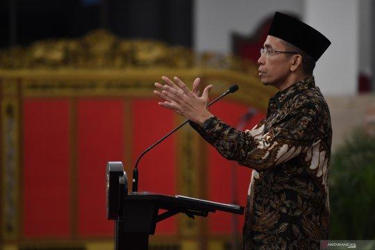 Istana Presiden gelar peringatan Nuzulul Quran