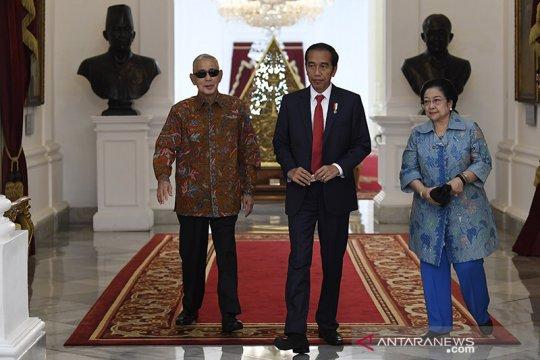 Try Sutrisno doakan Jokowi terus terbuka hadapi tantangan bangsa
