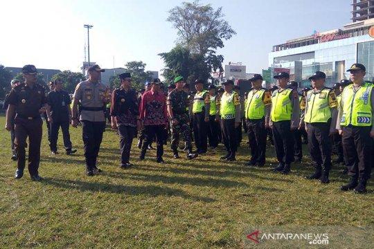 Polres Banyumas antisipasi aksi massa pascapengumuman pemenang pemilu