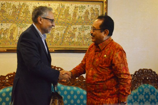 Inggris jajaki beberapa peluang kerja sama sesuai kebutuhan Bali