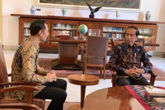 SBY telepon Jokowi sampaikan ucapan selamat