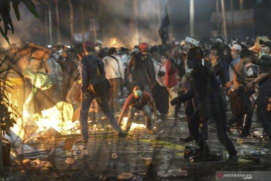 Polisi ungkap pihak terlibat dalam kericuhan 22 Mei