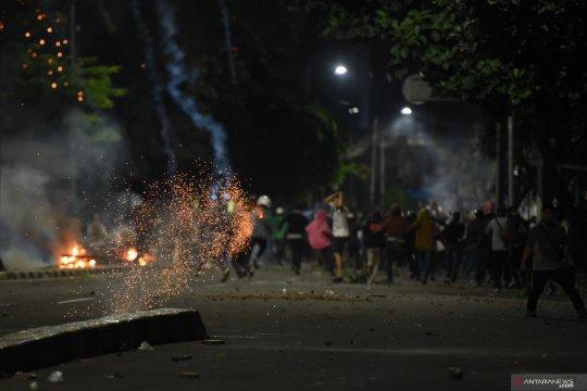 PMJ: Tersangka kericuhan rusak Polsek Gambir dan Asrama Brimob