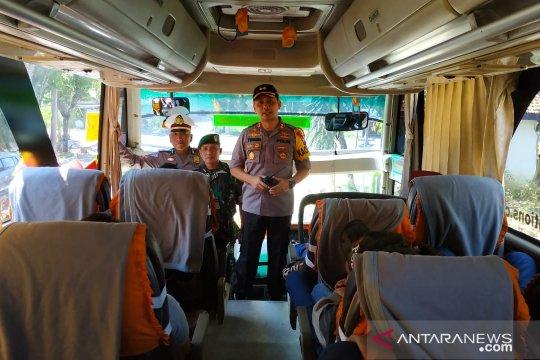 Bus balik gratis Lebaran disediakan Pemprov Jatim