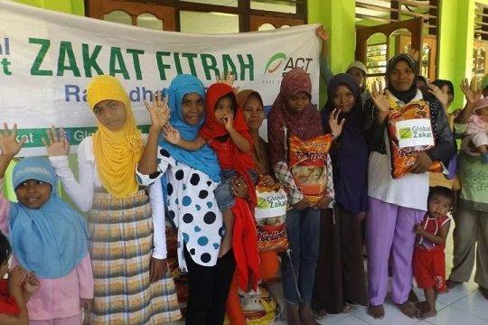 ACT Lampung-Global Zakat siap salurkan Fitrah dari masayarakat.