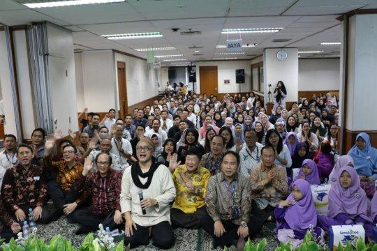 "Garudafood santuni ratusan anak yatim dalam gelar ""Ramadhan Creative"""