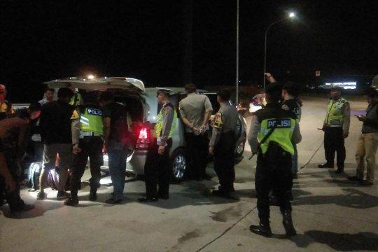 Polres Cirebon amankan rombongan hendak demo di Jakarta