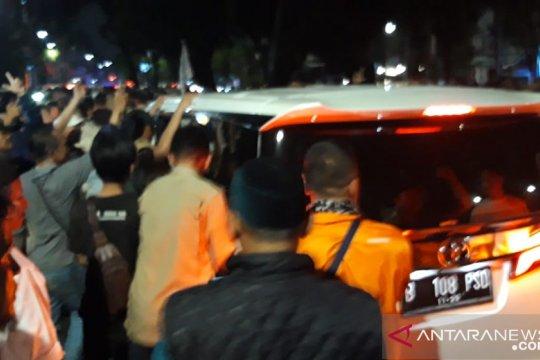 Prabowo Subianto tinggalkan Rumah Aspirasi