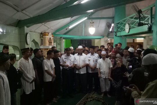 Anies takziah ke korban meninggal aksi unjuk rasa tolak hasil pemilu