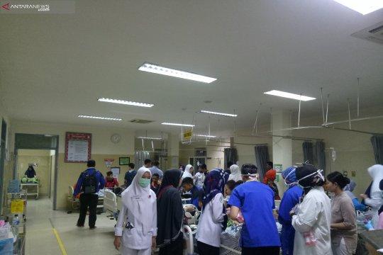 Enam siswa keracunan di Palembang terpaksa rawat inap