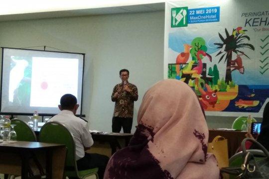 Keanekaragaman hayati Indonesia terbesar di dunia