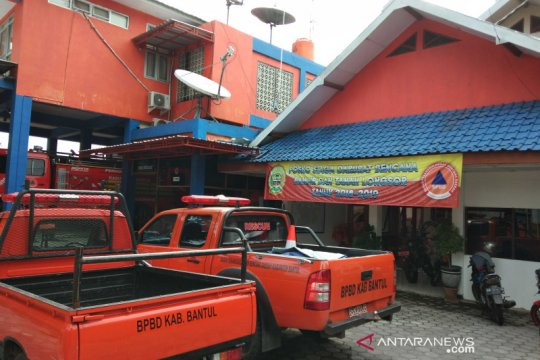 BPBD Bantul petakan jalur mudik dan wisata rawan longsor