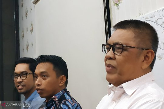 Pimpinan DPRD Sulsel buka bersama wartawan