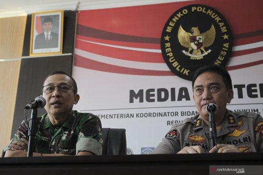 Empat tokoh nasional jadi target pembunuhan adalah pejabat negara