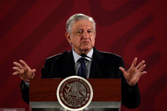 Presiden Meksiko kecam 'lockdown' oleh Eropa
