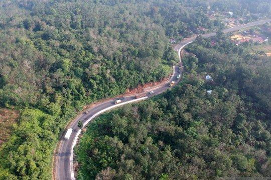 Jalur lintas timur Sumatera