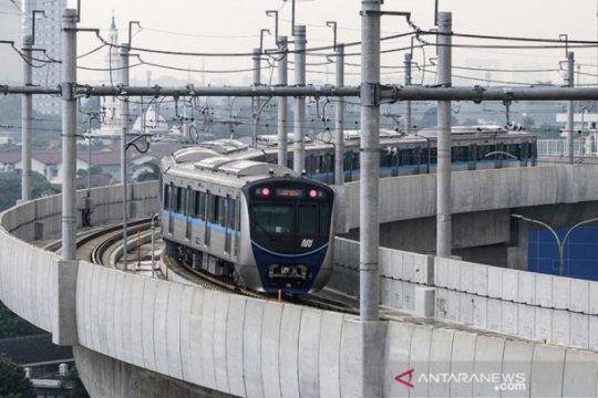 Rekayasa jalur MRT Jakarta akan diberlakukan besok pagi