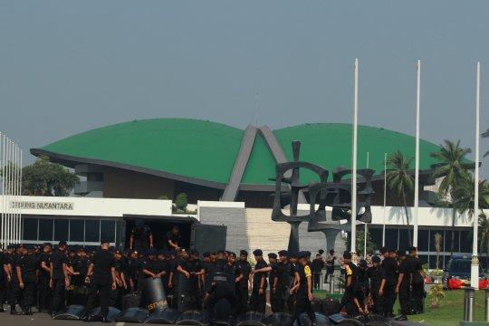 Zulkifli: pimpinan dan anggota MPR menyatakan duka cita