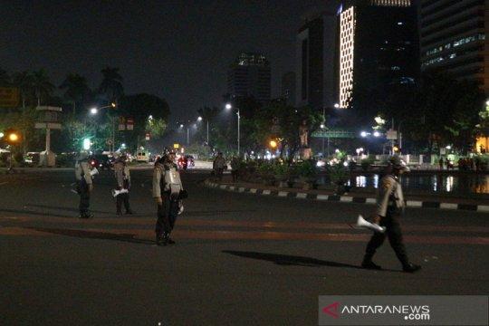 Polisi arahkan warga untuk tidak tonton kericuhan