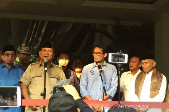 Prabowo akan kunjungi korban kericuhan