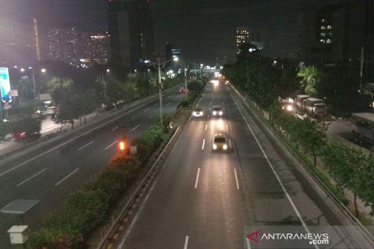 Sempat ricuh di Slipi, Tol S Parman beroperasi normal