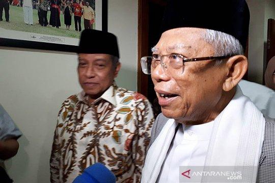 Ma'ruf Amin senang Prabowo mau melakukan gugatan ke MK